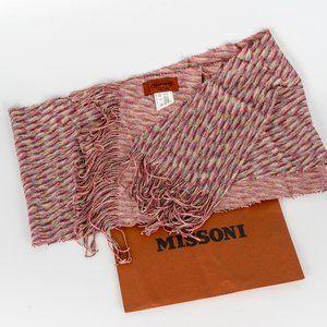NEW Missoni scarf